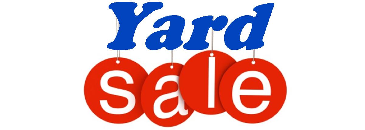 1200x428 Yard Sale Ads