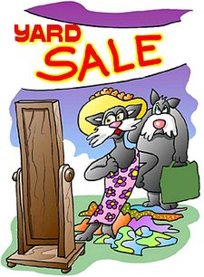 225x306 Yard Sale Etiquette How To Make And Do