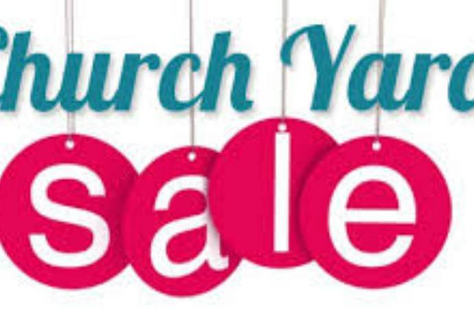 690x450 Yard Sale Rain Or Shine! St. Thomas Lutheran Church