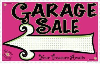 350x225 Yard Sale
