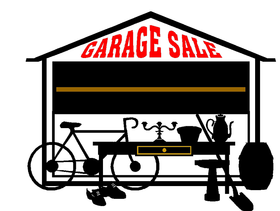 Yard Sale Image Free