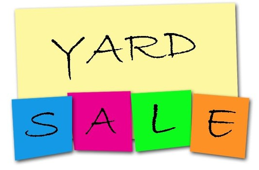Yard Sale Images Free