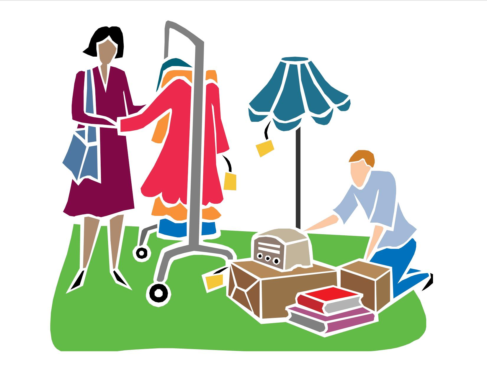 1650x1275 Products Clipart Garage Sale
