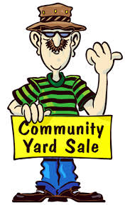176x287 Annual Community Yard Sale Living In South Four Corners