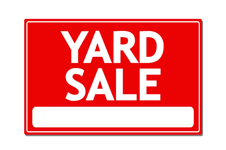 3000x2000 Huge Yard Sale