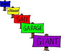 236x195 Garage Sale Clip Art Free Rummage Sale Image Search Results