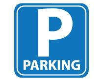 210x165 Printable Parking Sign In Blue Free Pdf Download Free Printable