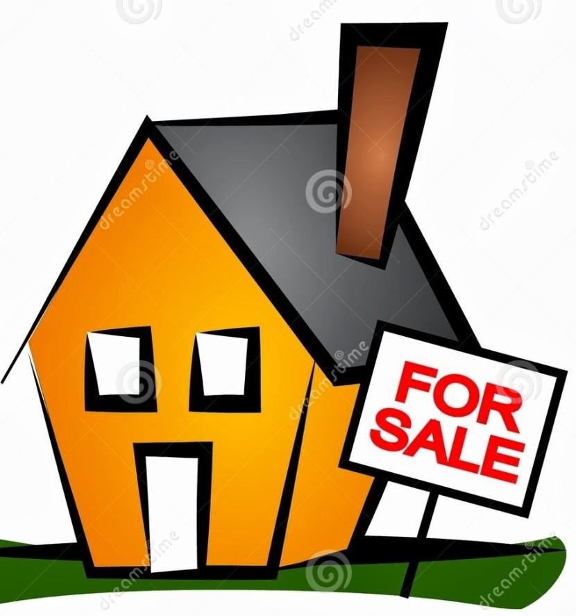 830x887 House For Sale Clip Art