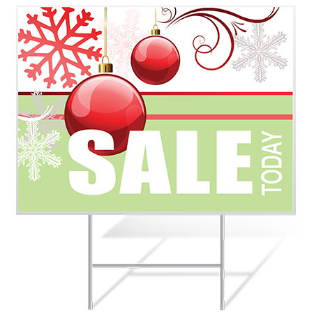 450x450 Christmas Banners And Signs For The Holiday Season