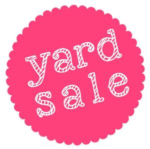 300x297 Downtown Merchant Yard Sale May 9, 2015