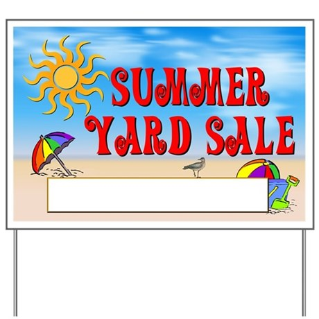 460x460 Yard Sale Yard Signs Custom Yard Amp Lawn Signs