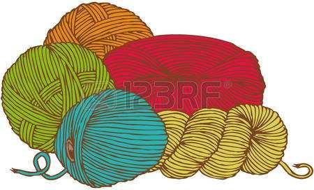 450x272 Clip Art Yarn