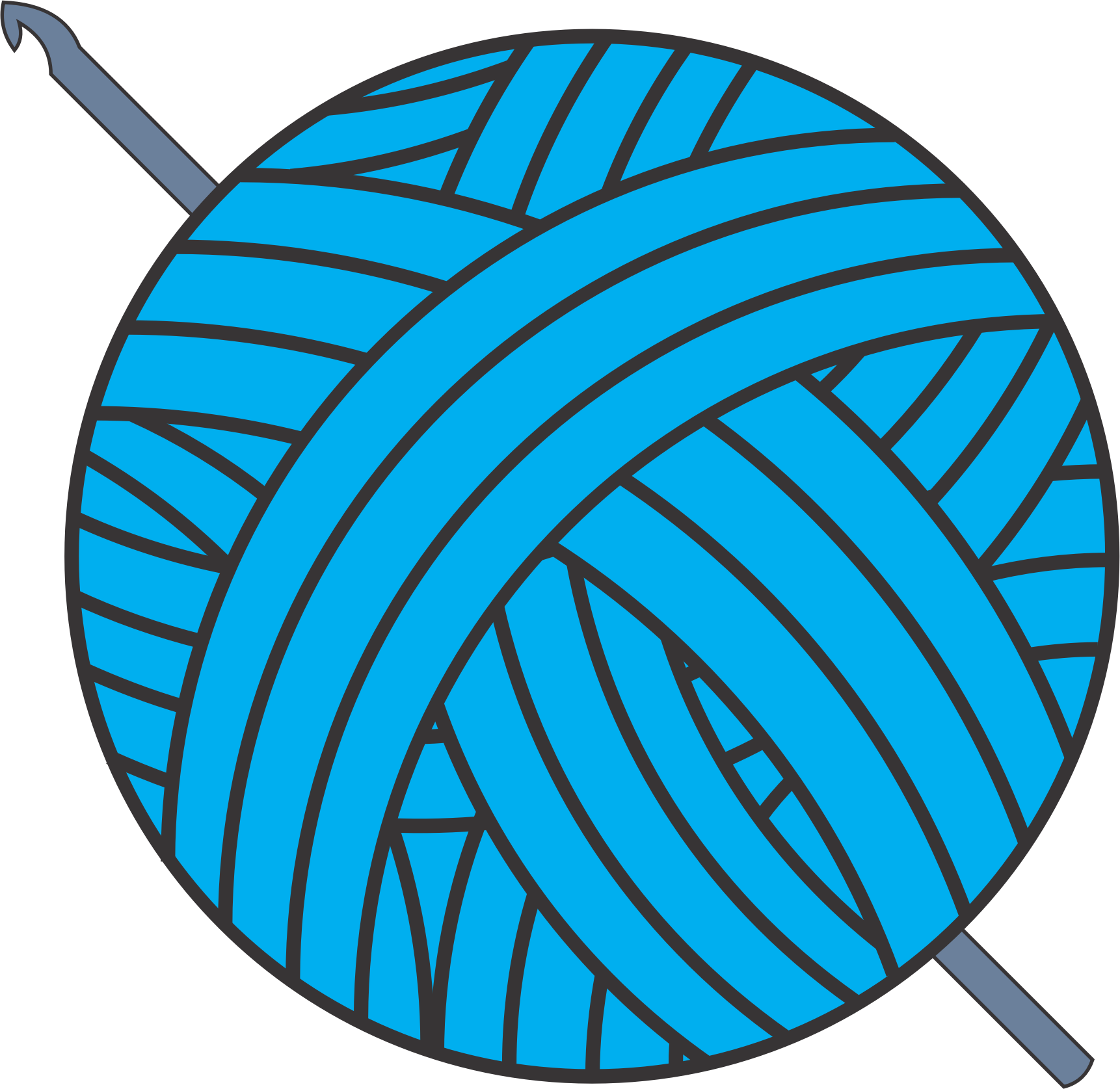Yarn Clipart   Free download on ClipArtMag