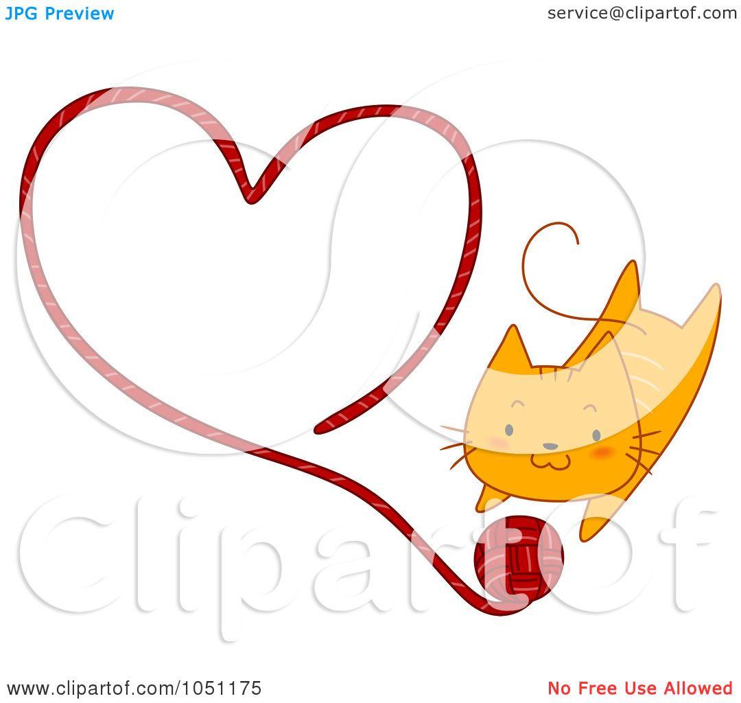 1080x1024 Royalty Free Vector Clip Art Illustration Of An Orange Kitten