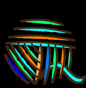 294x298 Yarn Clip Art