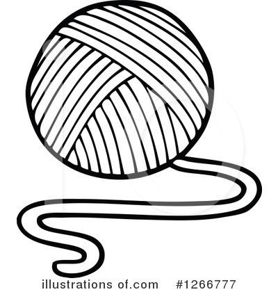 400x420 Yarn Clipart