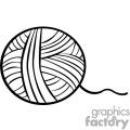 120x120 Knitting Clip Art Image