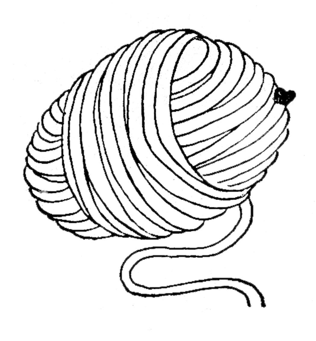 1050x1134 Wool Clipart