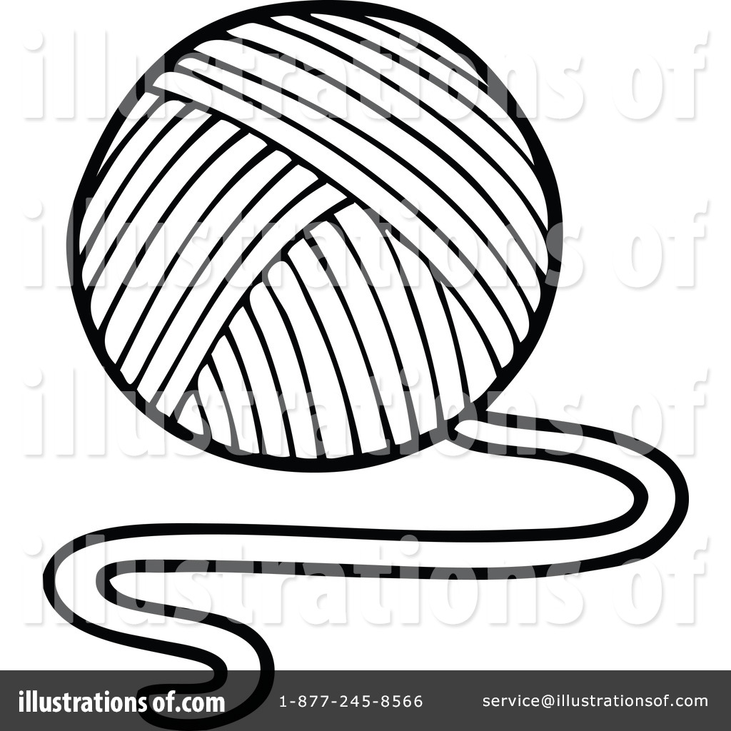 1024x1024 Yarn Clipart