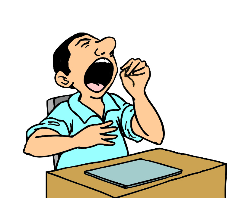 782x658 Yawning Clipart Free Download Clip Art