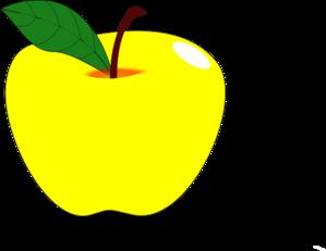 299x231 Red Apple Teacher Ai Clip Art