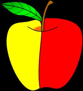 270x298 Apple Clip Art
