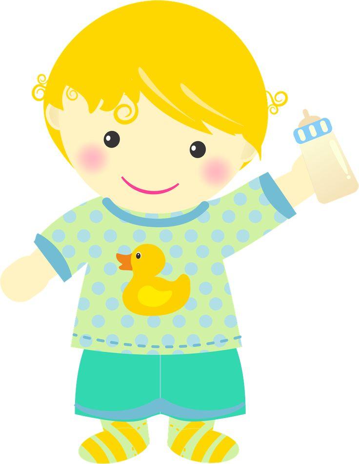 Yellow Baby Clipart
