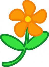 192x263 Cartoon Flowers Clip Art Simple Flower Clip Art