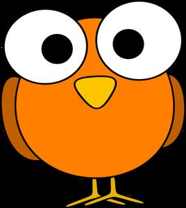 268x300 7573 Tweety Bird Cartoon Clip Art Public Domain Vectors