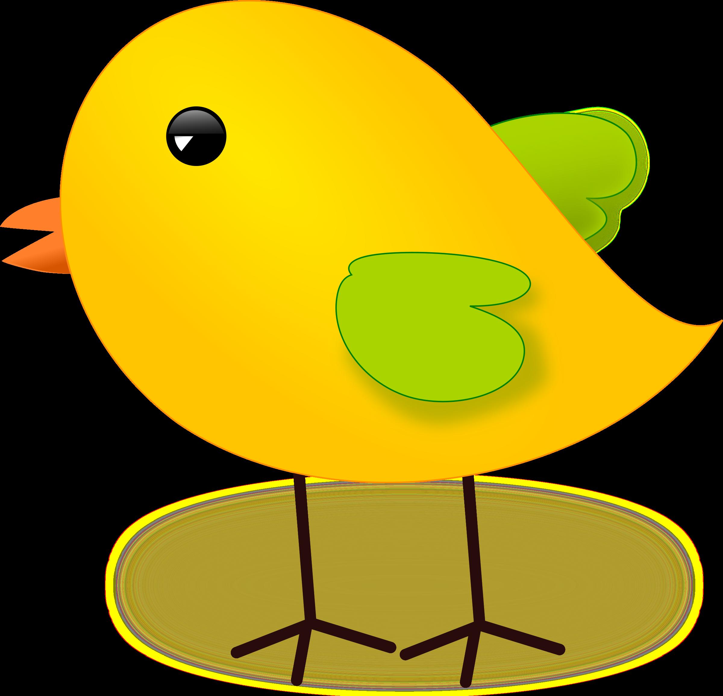 2400x2310 Bird Clipart Chicken