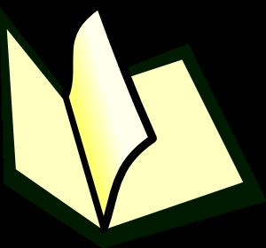 300x280 Book Clip Art