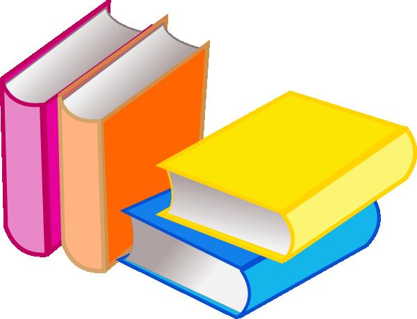 600x460 Books2 Clip Art