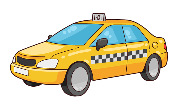 626x366 Free To Use Amp Public Domain Taxi Clip Art