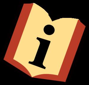 299x285 Orange Book Clip Art