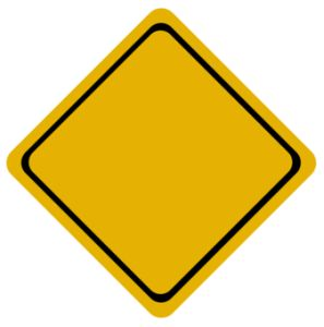 297x300 The Best Yellow Road Signs Ideas Wizard Of Oz