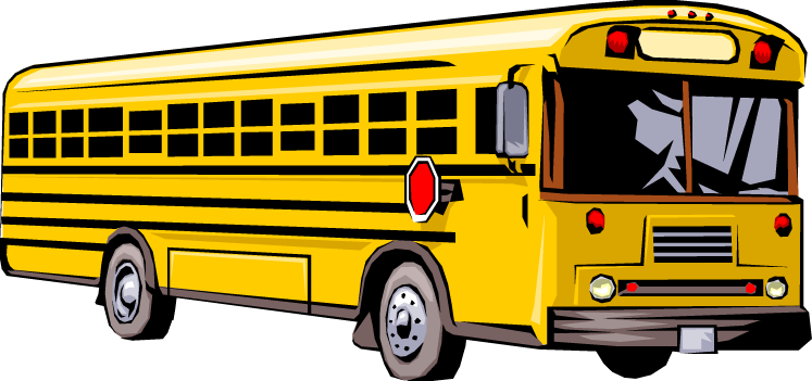 747x351 School Bus Clip Art For Kids Free Clipart Images 2