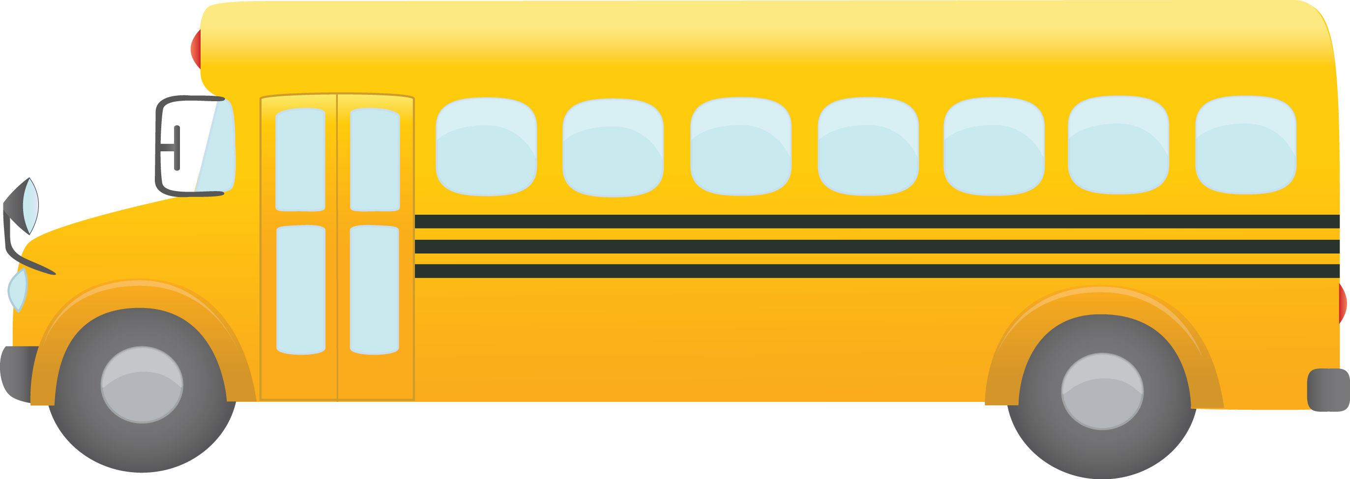 Yellow Bus Clipart Free Download Best Yellow Bus Clipart