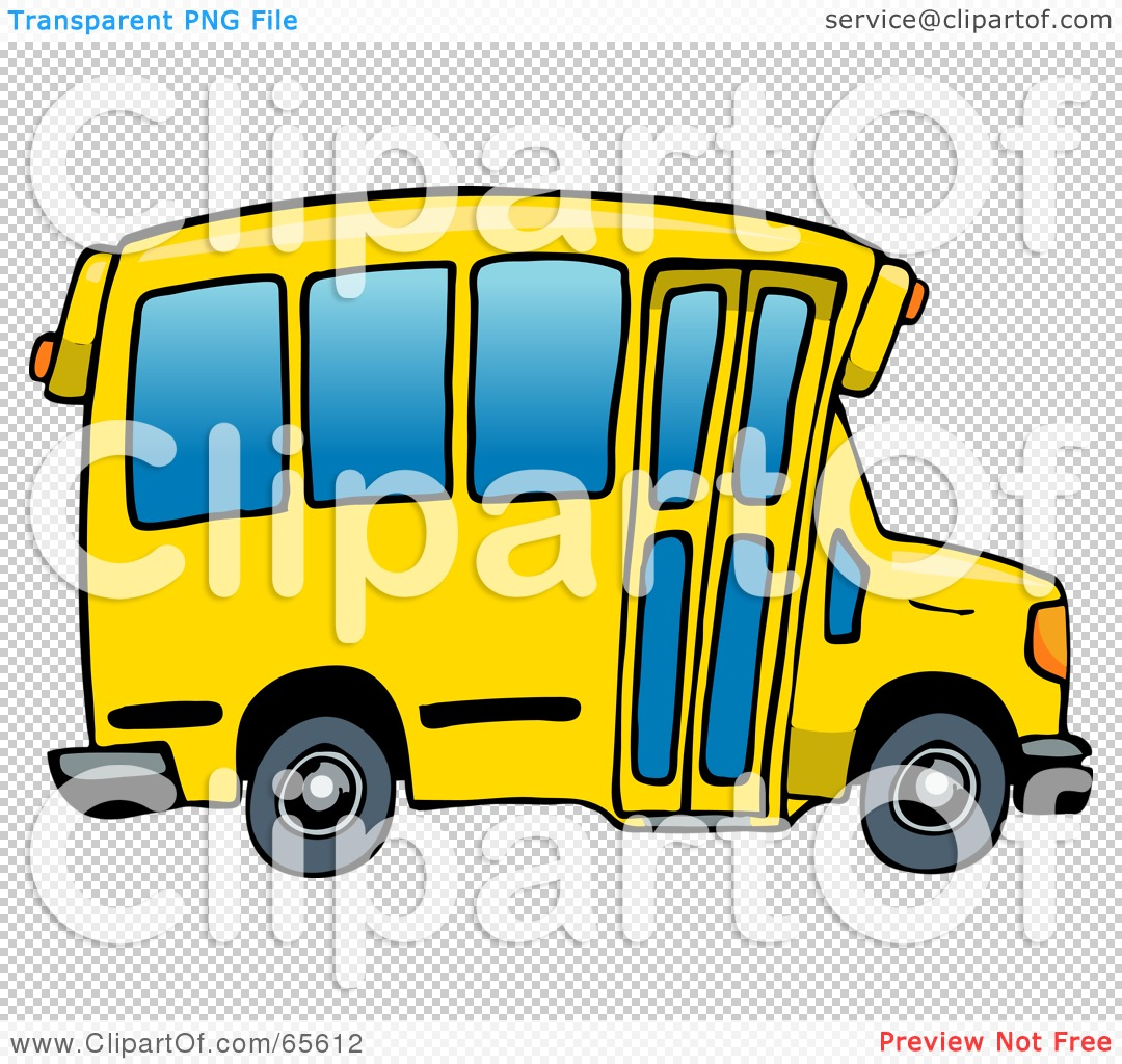 1080x1024 Bus Clipart Background