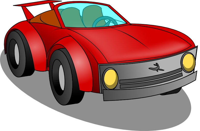 785x513 Clipart Sports Cars