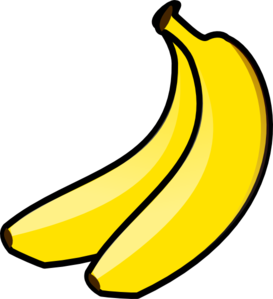 273x299 Bananas Clip Art