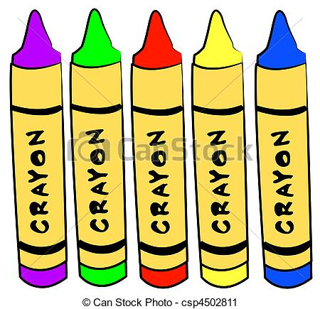 450x435 Top 86 With Crayons Clip Art
