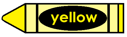 414x123 Yellow Crayon Clipart