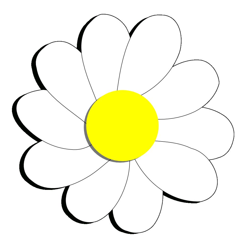 999x1019 Top 66 Daisy Clip Art