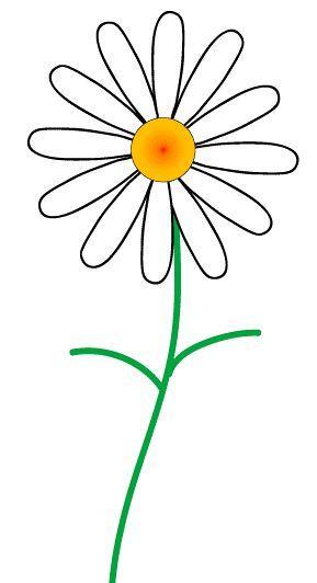 289x532 Daisy Clip Art Daisy Clip Art At Vector Clip Art Free Clipartcow