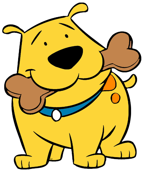 466x558 Clifford Clipart Yellow Dog