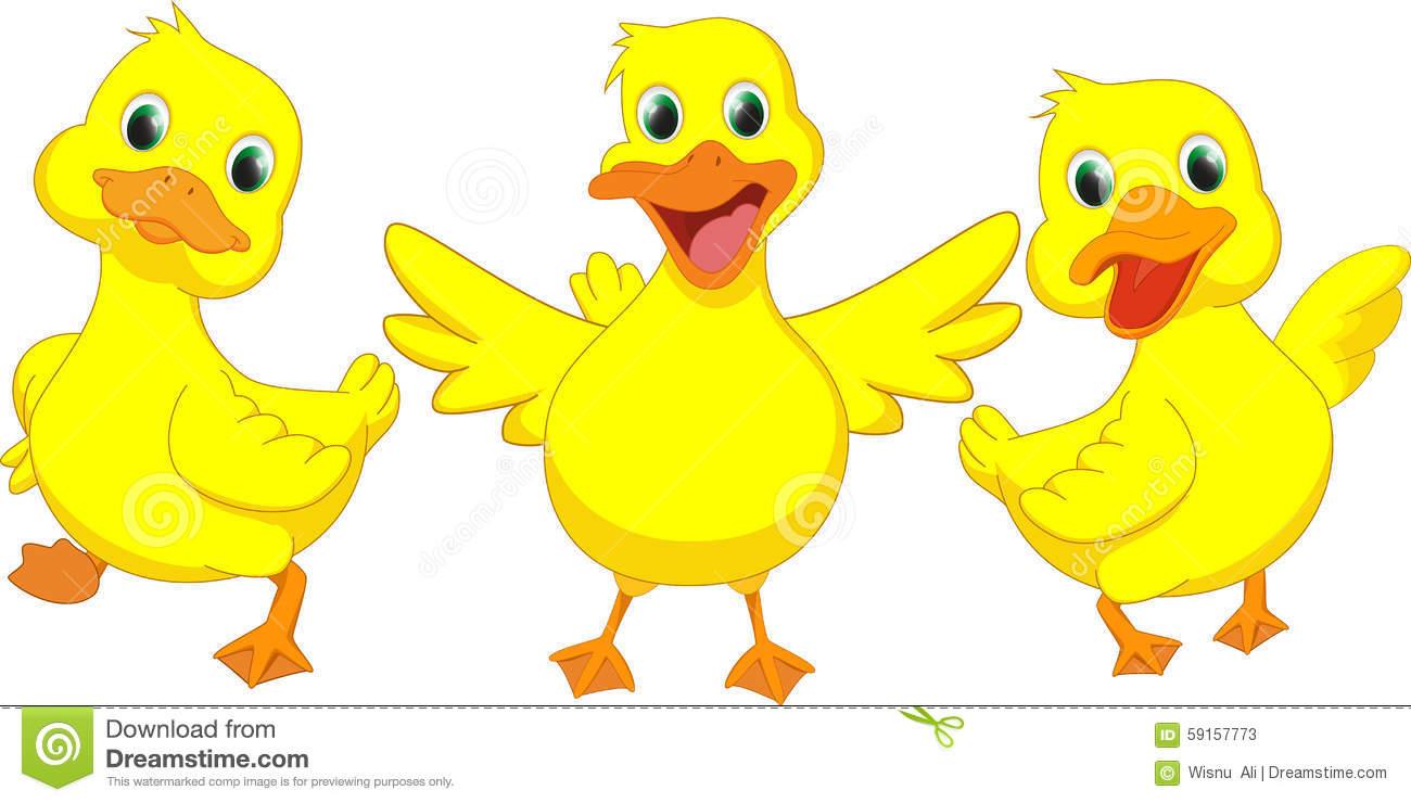 1300x740 Duck Clipart Happy Duck