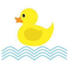 236x236 Premium Rubber Duck Clip Art Amp Digital Paper Set By Amandailkov