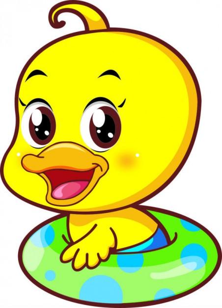 452x626 Yellow Rubber Duck Clip Art Download Free Animal Vectors