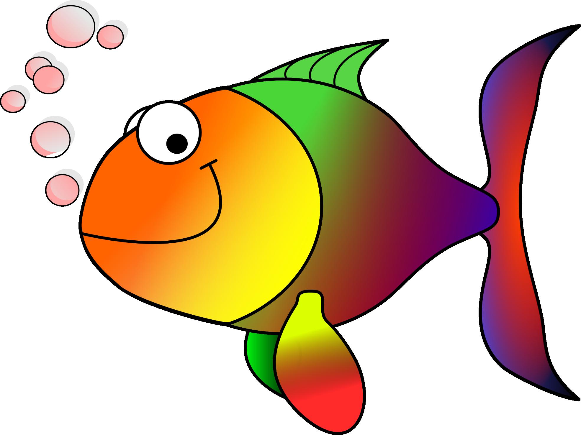 1969x1475 Fish Clip Art Free Clipart Images