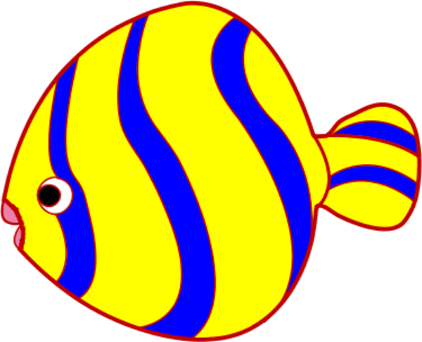 600x486 Gallery Clipart Cute Fish